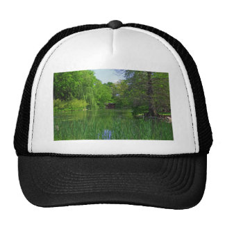 A Noble Lake Afternoon Cap