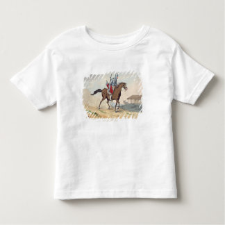 A Noble Tcherkesse, etched by the artist, publishe Toddler T-Shirt