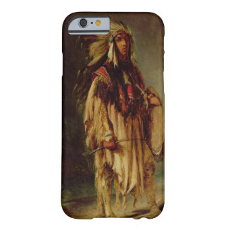 A North American Indian in an Extensive Landscape, Barely There iPhone 6 Case