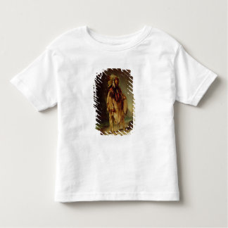 A North American Indian in an Extensive Landscape, Toddler T-Shirt