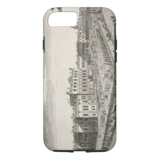 A North West View of the Summer Palace of Her Impe iPhone 8/7 Case