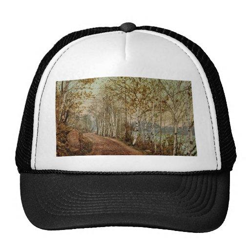 A Northern Autumn 1898 Trucker Hats
