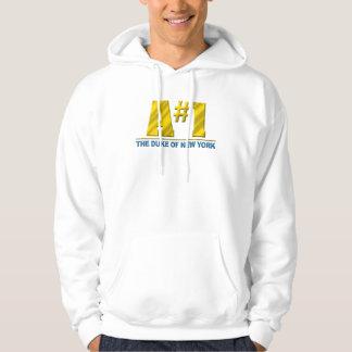 A Number 1 Hooded Sweatshirt