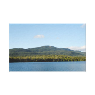 A one and only view from Maine Canvas Print