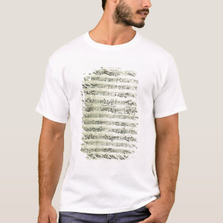 A page from one of the only two copies T-Shirt
