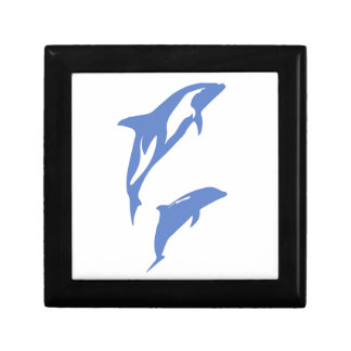 A Pair of Dolphins Gift Box