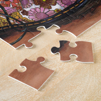 A Pair of Favourite Floral Boots Puzzle