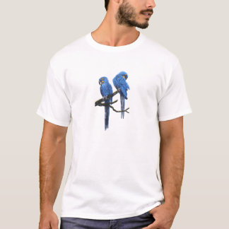 A Pair of Hyacinth Macaws T-Shirt