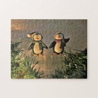A Pair of Penguins Jigsaw Puzzle