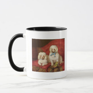A Pair of Poodles Mug