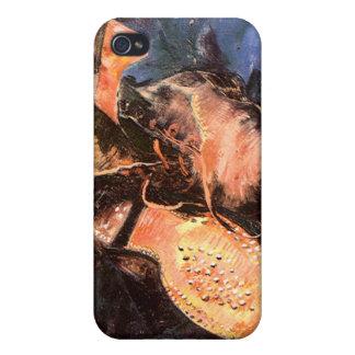 A Pair of Shoes, Vincent Van Gogh iPhone 4 Case