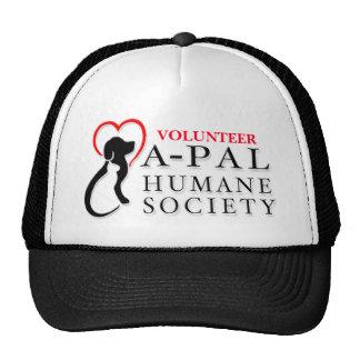A-PAL Logo Hat | Volunteer Custom Name