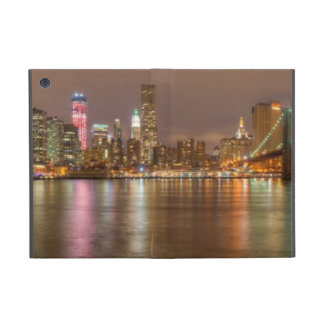A panorama of the New York City skyline Case For iPad Mini