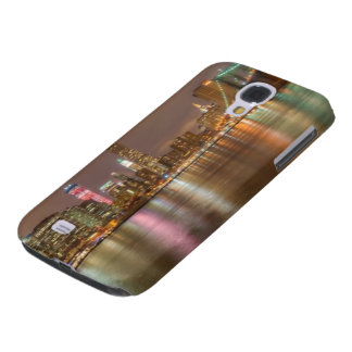 A panorama of the New York City skyline Galaxy S4 Case