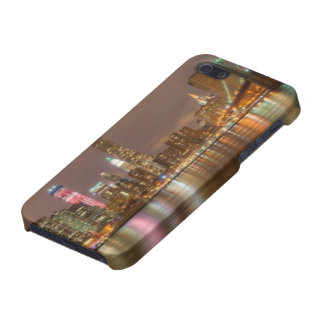 A panorama of the New York City skyline iPhone 5 Cover