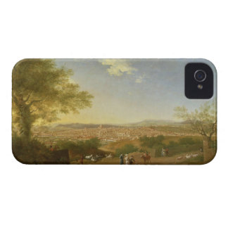A Panoramic View of Florence from Bellosguardo, 17 Case-Mate iPhone 4 Case