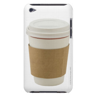 A paper coffee Cup iPod Case-Mate Cases