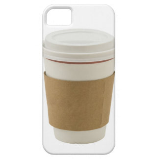 A paper coffee Cup Case For The iPhone 5