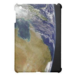 A partial view of Earth showing Australia iPad Mini Cases