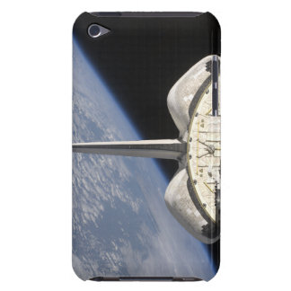 A partial view of Space Shuttle Endeavour iPod Touch Cover
