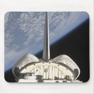 A partial view of Space Shuttle Endeavour Mouse Mat