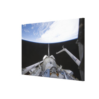 A partial view of the Tranquility node Canvas Print
