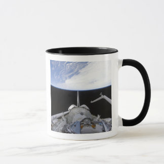 A partial view of the Tranquility node Mug