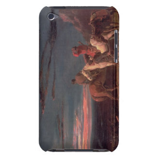 A Party of Explorers, 1851 (oil on canvas) iPod Touch Cover