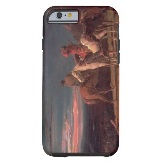 A Party of Explorers, 1851 (oil on canvas) Tough iPhone 6 Case