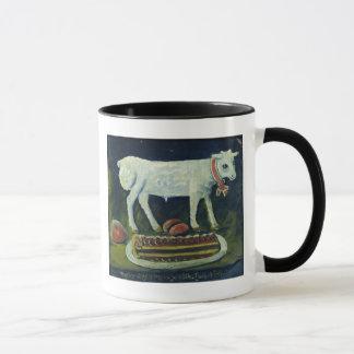 A paschal lamb, 1914 mug