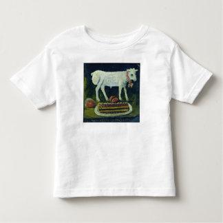 A paschal lamb, 1914 toddler T-Shirt