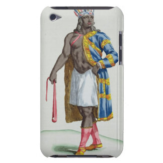 A Patagonian Man, 1780 (coloured engraving) Barely There iPod Cases