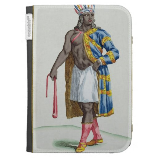 A Patagonian Man, 1780 (coloured engraving) Kindle Covers