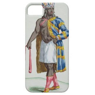 A Patagonian Man, 1780 (coloured engraving) Case For The iPhone 5