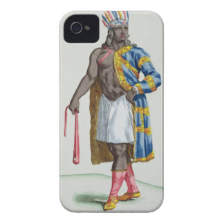 A Patagonian Man, 1780 (coloured engraving) Case-Mate iPhone 4 Case