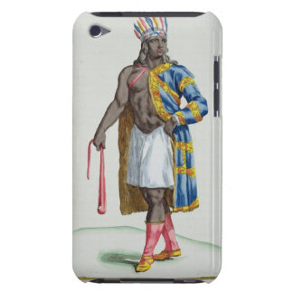A Patagonian Man, 1780 (coloured engraving) Case-Mate iPod Touch Case