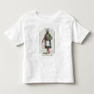 A Patagonian Man, 1780 (coloured engraving) Toddler T-Shirt