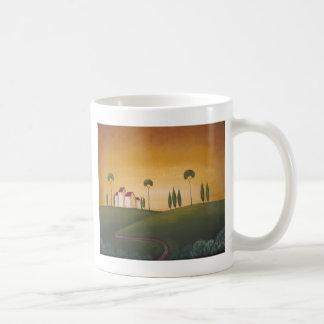 A Path in Tuscany Coffee Mug