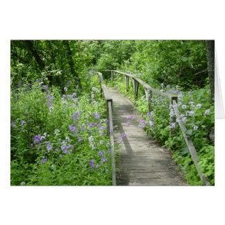 A Path Less Taken Card