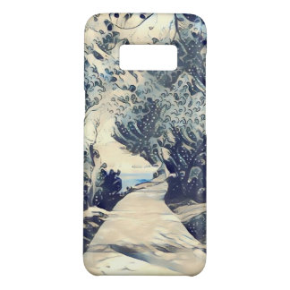 A Path on the Coast Japanese style Case-Mate Samsung Galaxy S8 Case