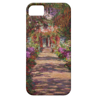 A Pathway in Monet's Garden, Giverny, iPhone4 Case
