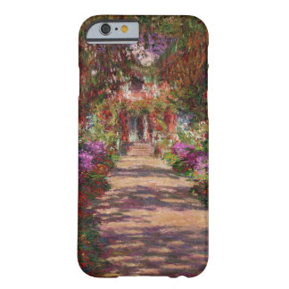 A Pathway in Monet's Garden, Giverny, iPhone 6 cas Barely There iPhone 6 Case