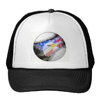 A Patriotic Ball. Cap