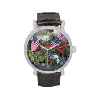 A Patriotic Watch Wrist Watches