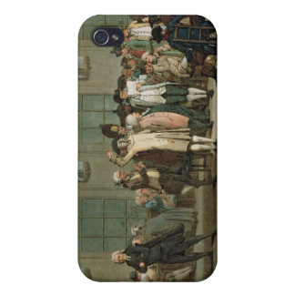 A Patriot's Coffee House iPhone 4/4S Covers