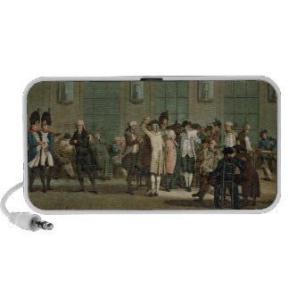 A Patriot's Coffee House Portable Speakers