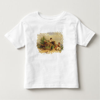 A Pause on the Way to Market Toddler T-Shirt