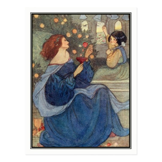 A Peal of Bells by Florence Harrison Postcard