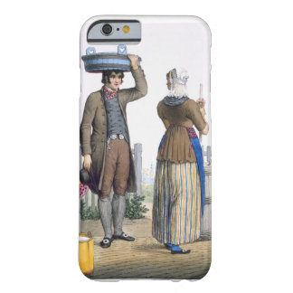 A Peasant Couple of Parmerend, North Holland, illu Barely There iPhone 6 Case
