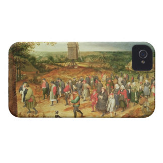 A Peasant Wedding Case-Mate iPhone 4 Case
